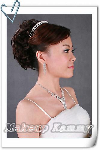 rachul 新娘造型---皇冠婚纱