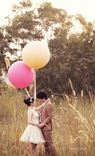 100款气球丝带花制作图解