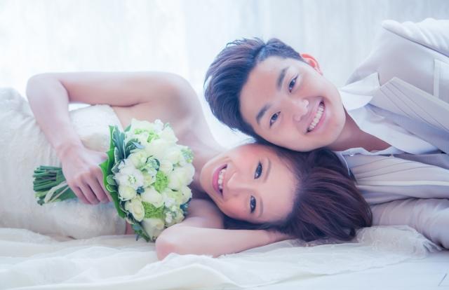 分享最美婚照 - pinkyz - 婚纱相片库 - wedding