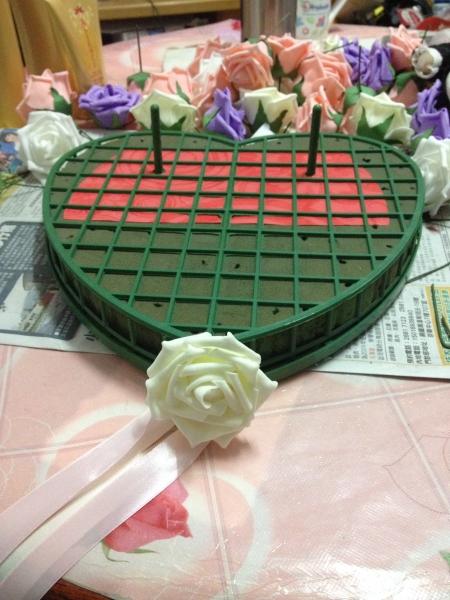 剪礼开业花球步骤图片