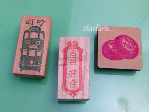 {中式婚礼} 我俩的专属印章 wedding stamps