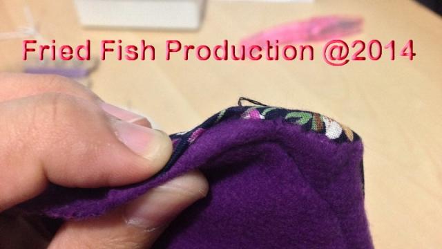 布卫生巾diy(23/11/2014)