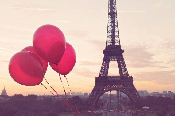 巴黎铁塔126周年 x 结婚七周月