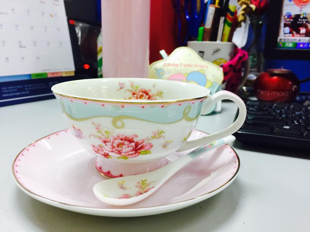 淘寶好物分享- 超夢幻貴族下午茶杯