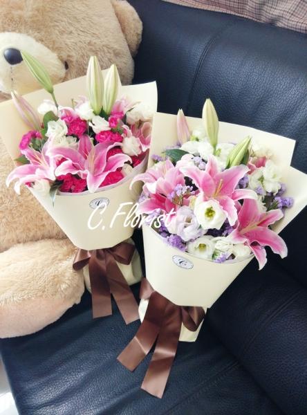 感谢花束 - 鲜花图片
