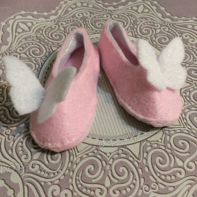 媽媽愛手作 – 愛心兔仔耳BB枕頭