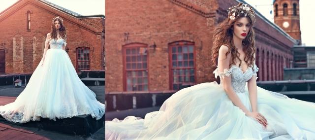 童话世界婚纱设计图