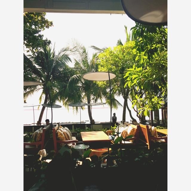 芭堤雅海边餐厅 silver lining
