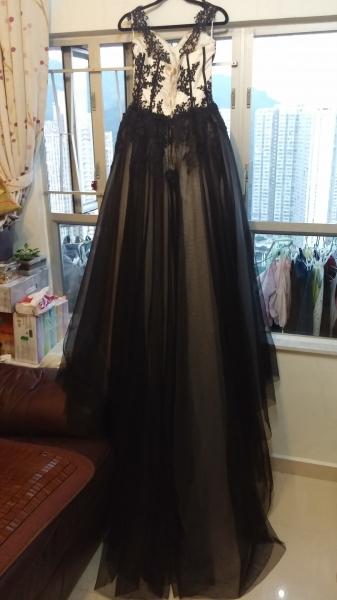 纸婚纱裙子的折法图解