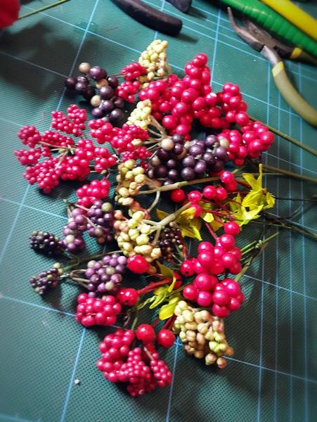 丝带手工制作绣球方法图解