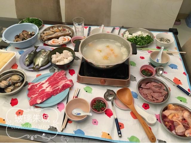 如何在家做「粥底火鍋」?