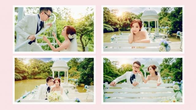 •YS•《晚宴無限LOOP!!》我的Pre-wedding Slide 片~