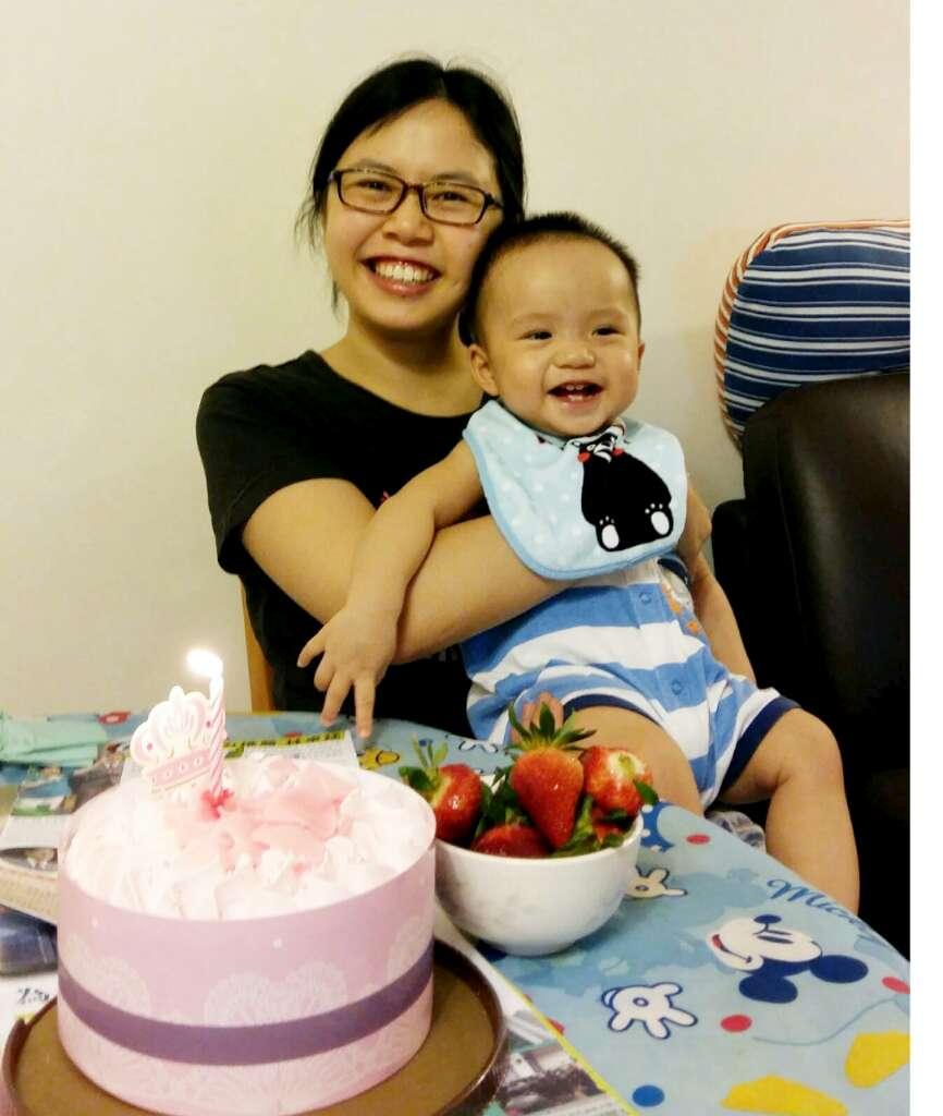 Mrs L湊b日記 – Happy Birthday to me