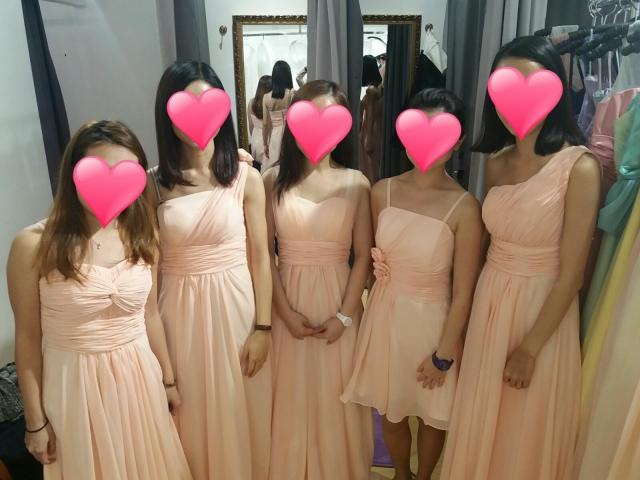 【B❤️W】Vol.13 - 團購👗姐妹裙 (超抵價💕)