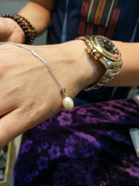 珠……珠……全部都是珠,超級優惠價的珍珠項鍊 (又有團購)