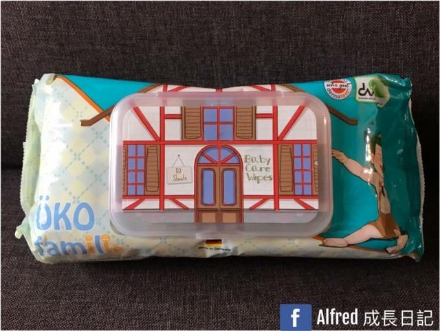 【好物分享】ÖKO familie嬰兒濕紙巾(德國清泉水製x嬰兒孕婦都適用)