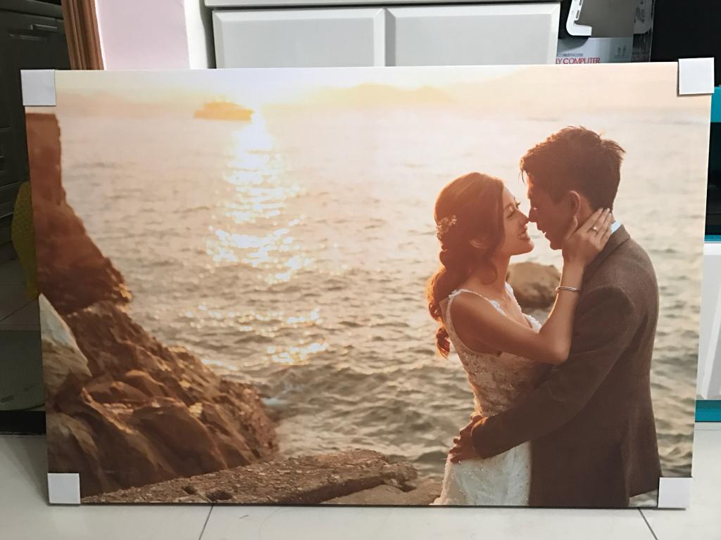 快靚正高質(油畫)🌠-黑珍珠🐷籌備婚禮第14篇