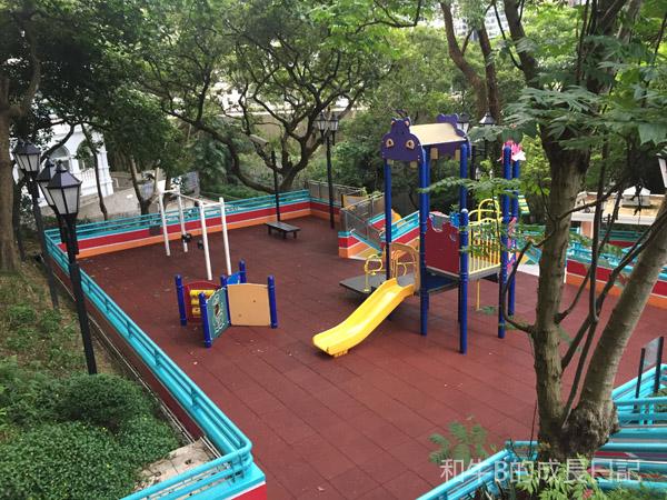 【放電好去處】香港公園 - 玩沙掘沙、4米長滑梯、6層公園