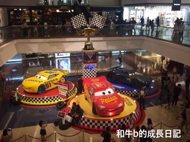 【小車迷必去】<反斗車王3>賽車狂熱 x 瘋狂飆車 x 超多限定商品