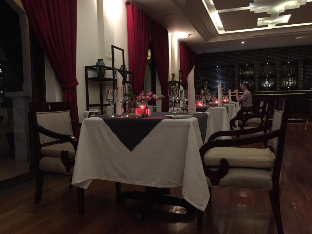暹粒5日渡假探險遊 - 高級餐廳篇