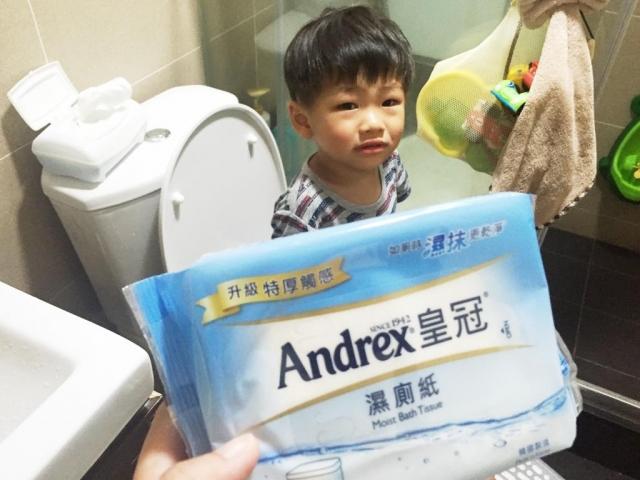 【戒片必備】皇冠濕廁紙。可沖進馬桶的濕廁紙
