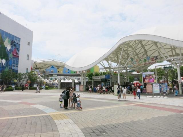 【台北親子遊】臺北市立兒童新樂園。極便宜收費玩盡兒童機動遊戲