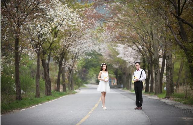 人生大事亂咁黎Take1:Jun 6 韓國Pre-wedding