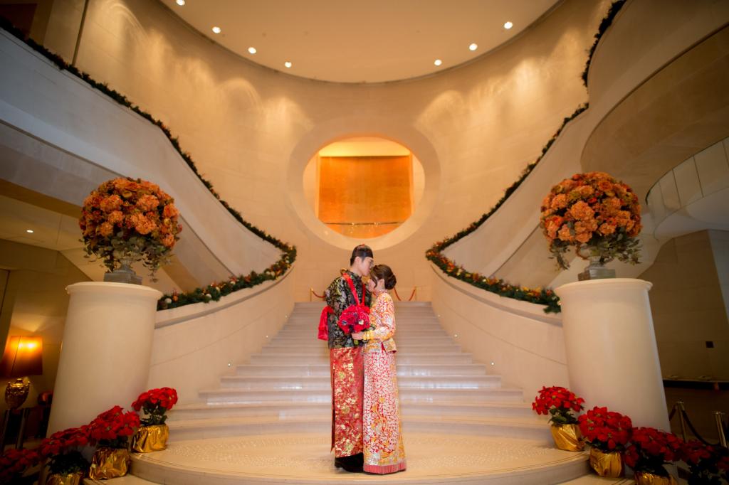 *E & E Wedding* - Ch 30 婚禮Arrangement 小分享
