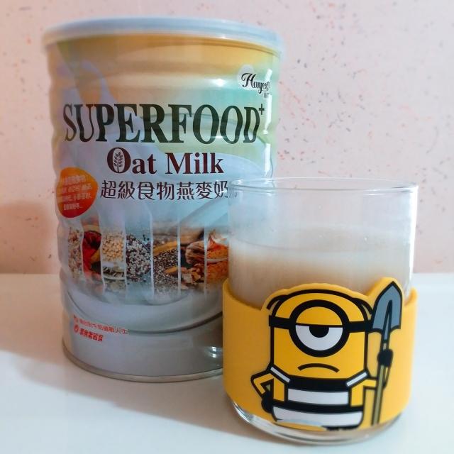 從正能量滿滿的一天出發!Superfood+ 超級食物燕麥奶