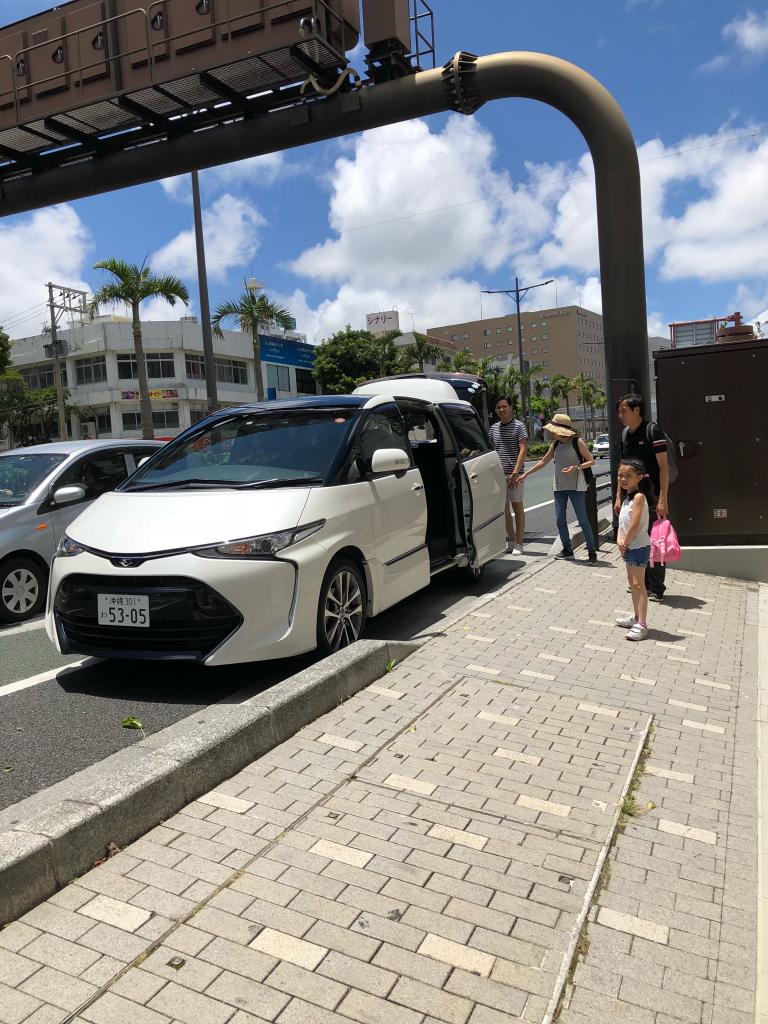 「童遊天地」我們一家去沖繩‧Day2 (國際通‧花笠食堂‧西松屋‧RizzanSeaParkHotel‧