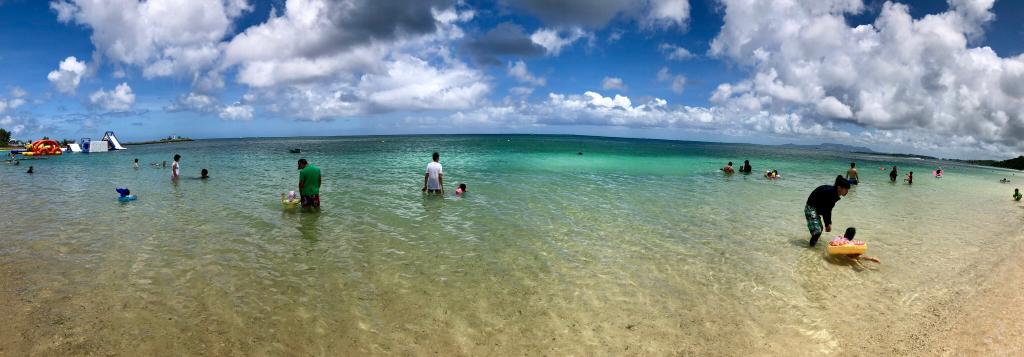 「童遊天地」我們一家去沖繩‧Day3 (日本麥當勞工作體驗‧美國村‧桃原公園‧七福)