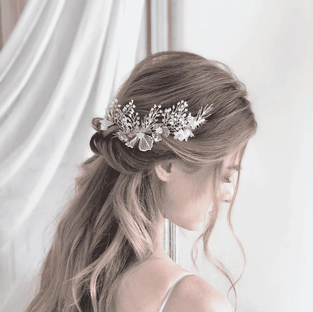 唯美✨高貴✨簡約首飾打造氣質bride