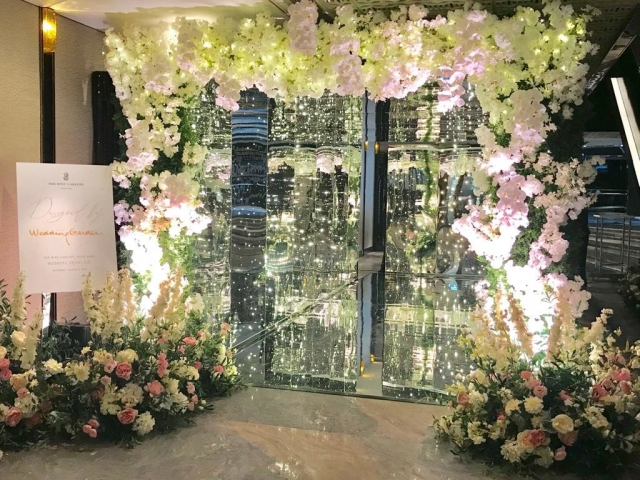 2019.3.9 The Ritz Carlton Hong Kong Celestial Romance Wedding Showcase 2019