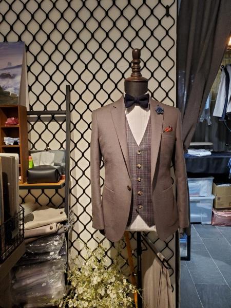 •F&Y• #25 尖沙咀男禮小店-度身訂造禮服好推介