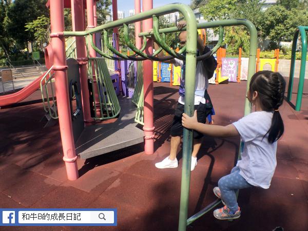 放電玩樂 - 小童版攀爬架