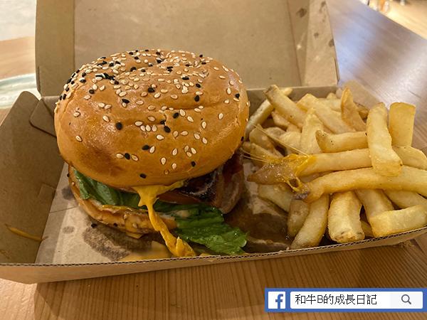 親子餐廳 - B.L.T. 漢堡