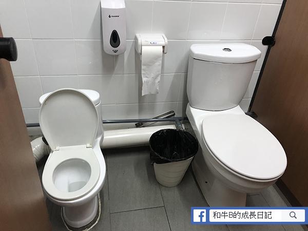 親子餐廳 - 親子廁所