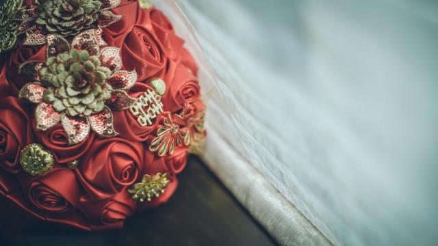 K❤️M💍 ~ 婚後review ~ 我最愛的平價Big day 花球💐