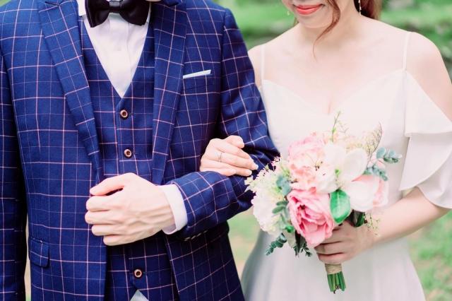 [K先生與K小姐]s.a. wedding - Kellyngan