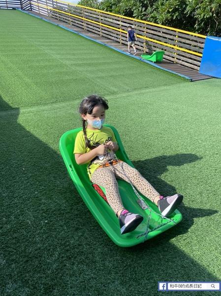 【戶外好去處】超放電滑草場 x 水上單車 x 餵羊   天水圍綠田園