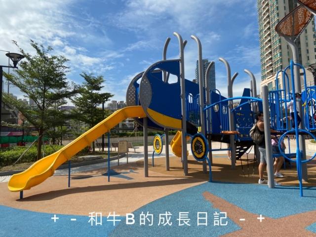 【戶外放電】特式公園。飛機主題兒童遊樂場   免費放電