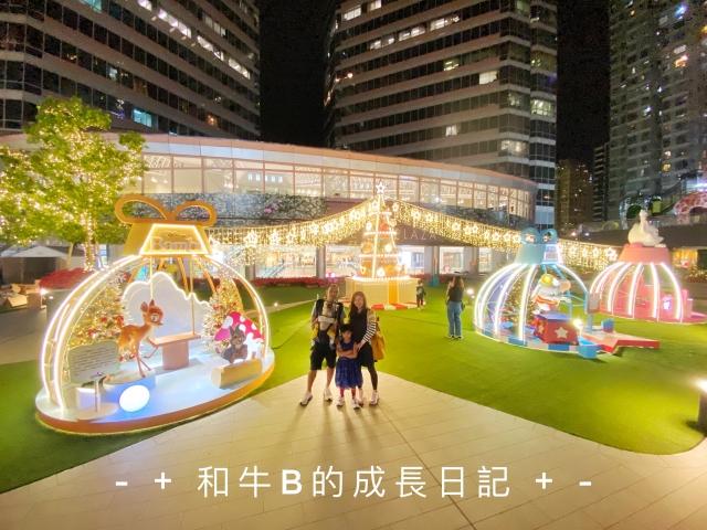 【聖誕好去處2020】新都會廣場 x 迪士尼經典童話聖誕球裝置 「聖誕冬日童話祭」