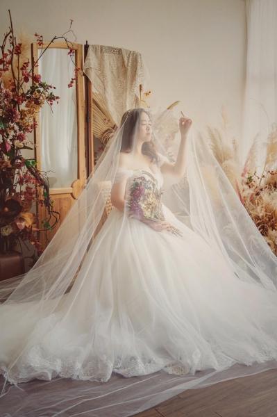 【準新娘編輯分享】疫情下的婚攝安排!室內studio婚攝+走訪石澳、赤柱最美外攝場地