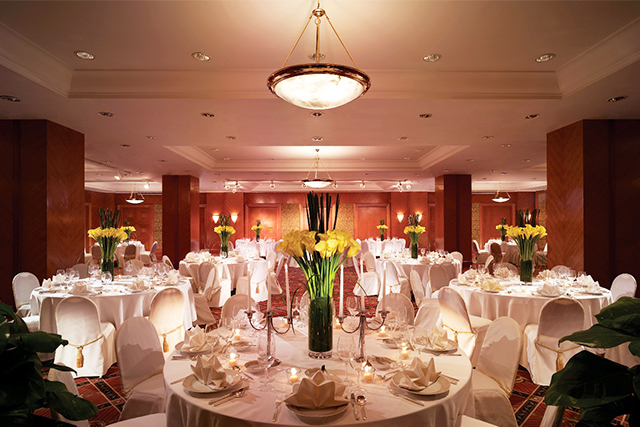 【2021婚宴場地】中式婚宴套餐 每席只需HK$7,688起