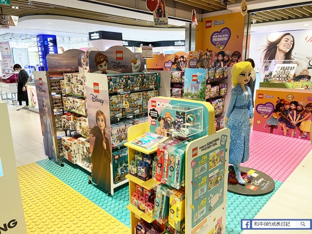 【購物優惠】兒童節買禮物之選 | 一田 x Lego期間限定店 | 全部都有折
