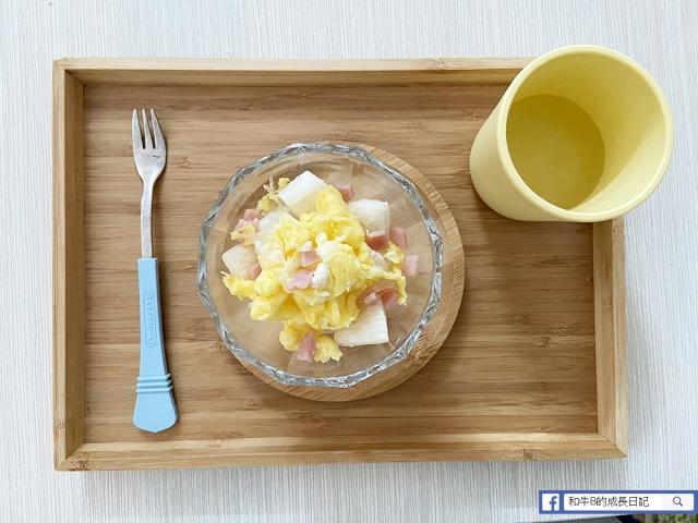 【食譜分享】解決5日小朋友早餐 | 第一週
