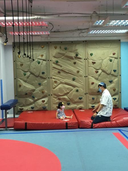 與米同遊_Baby Gym初體驗