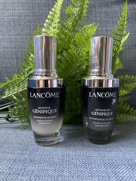 【扮靚日誌】Lancôme Génifique小黑瓶 及 發光眼霜 | 用後感