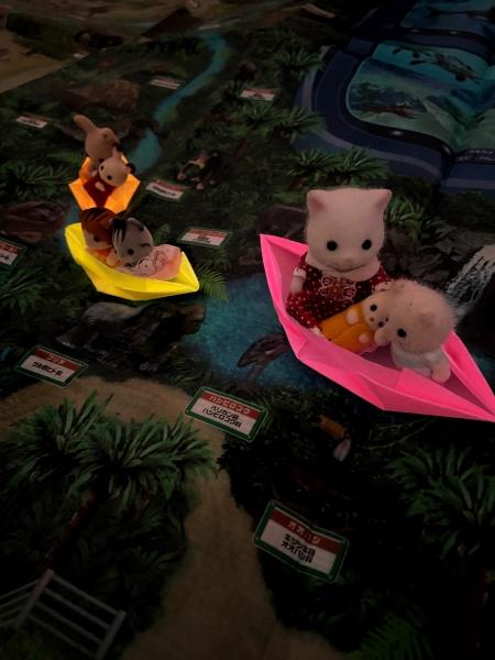 【創意玩具】日本高質玩具 | 立體拼圖 | 螢光色摺紙