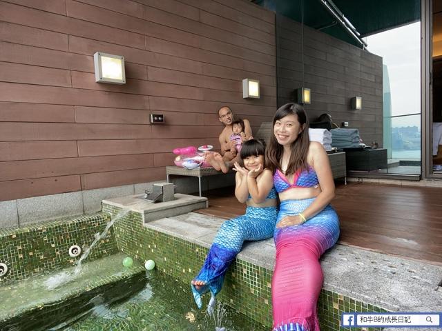 【本地旅遊】獨立露台按摩池、泳池房 x 嘆維港日落、夜景